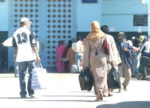 الزيارات العائلية تعود للسجون بعد أشهر من توقيفها بسبب كورونا