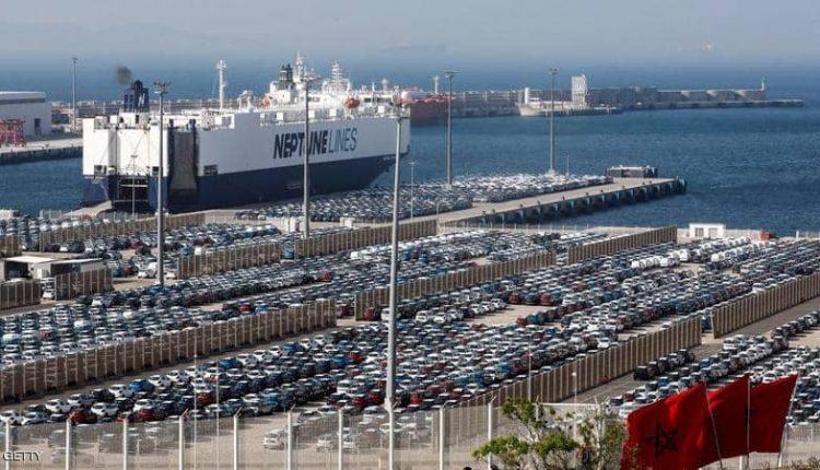 انخفاض حجم المبادلات بين المغرب والاتحاد الأوروبي