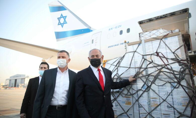 """""""إسرائيل""""  تستعد لمنح حلفائها كمية من لقاحات """"فايزر"""" –"""