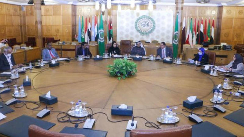 البرلمان العربي يطلق المرصد العربي لحقوق الانسان