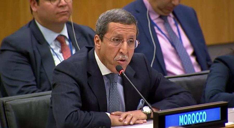 مراسلة..السفير عمر هلال يستعرض انتهاكات حقوق الإنسان في مخيمات تندوف