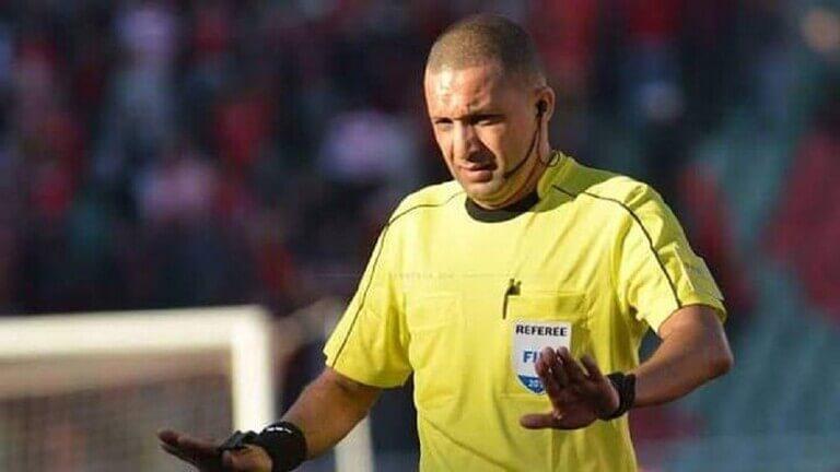 الحكم المغربي جيد يثير الجدل بعد نهاية مباراة الأهلي وفيتا كلوب