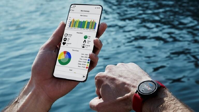 جهاز جديد ينافس أساور Fitbit لتعقب اللياقة البدنية