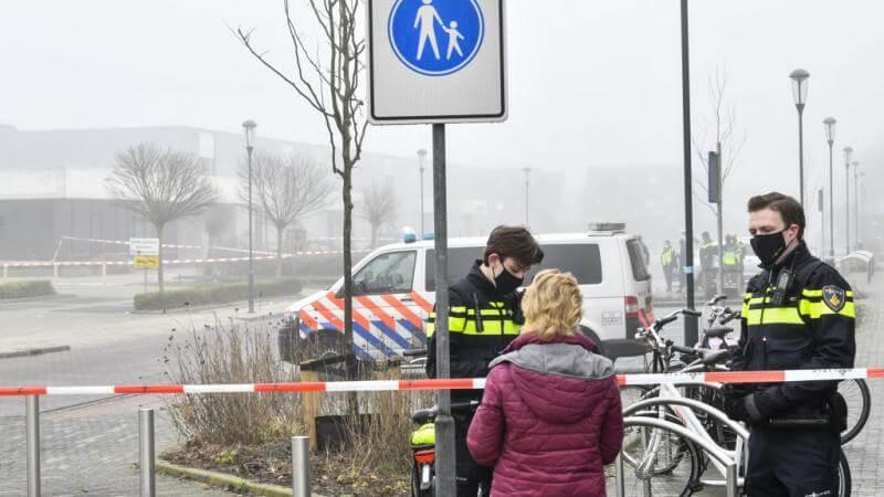 أمستردام .. انفجار قرب مركز اختبارات كورونا