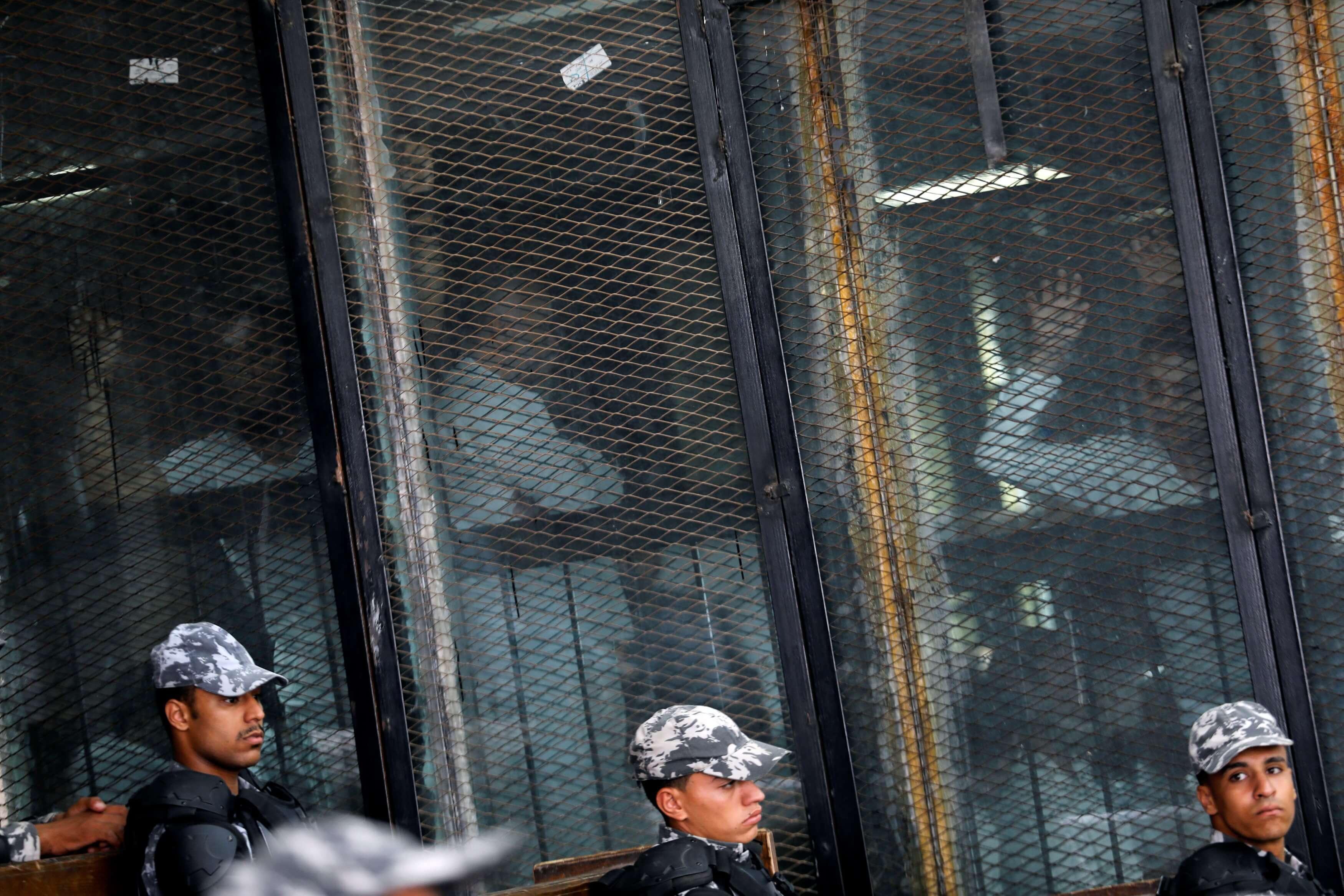 إستنكار حقوقي .. مصر تنفذ أحكام بالإعدام في حق 11 شخصا