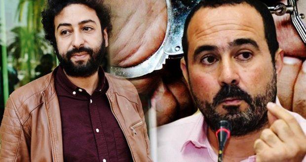 صحافيون يطالبون بإطلاق سراح الريسوني والراضي