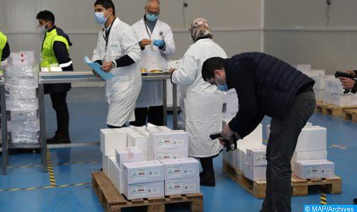 """المغرب يتلقى الحصة الأولى من لقاحات كورونا بموجب آلية """"كوفاكس"""""""
