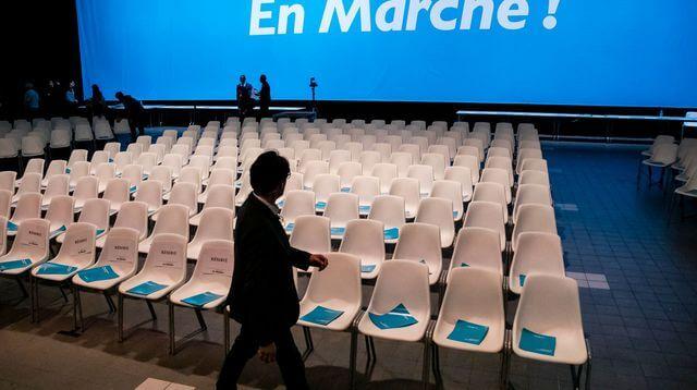 الحزب الفرنسي الحاكم يحدث ملحقتين في أكادير والداخلة