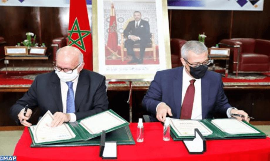 توقيع اتفاقية شراكة بين وزارة الثقافة ولجنة مراقبة وحماية المعطيات الشخصية