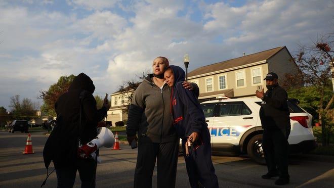 توثر بسبب مقتل فتاة سوداء برصاص شرطي  في كولومبوس شمال أمريكا