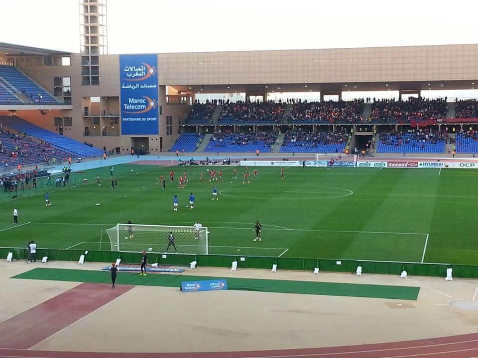 ملعب مراكش ضمن الملاعب الافريقية المؤهلة لاحتضان تصفيات المونديال