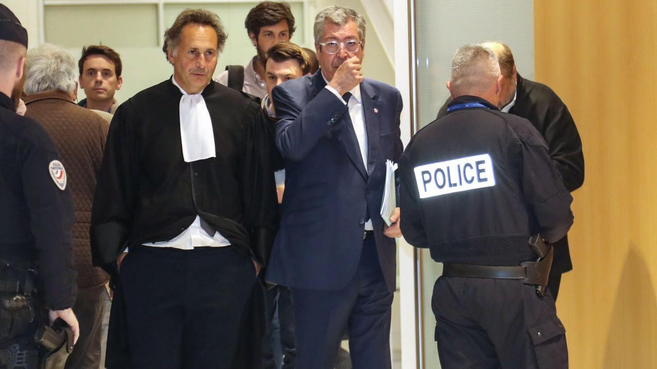 محكمة النقض الفرنسية تحسم في مصير العمدة بلكاني وزوجته