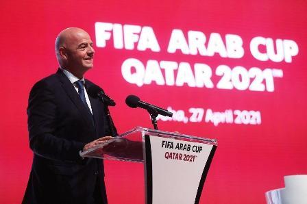 الفيفا يكشف عن مواعيد المباريات المؤهلة لنهائيات كأس العرب
