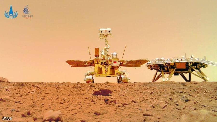 الصين تكشف مخططها الطموح لإقامة قاعدة على المريخ