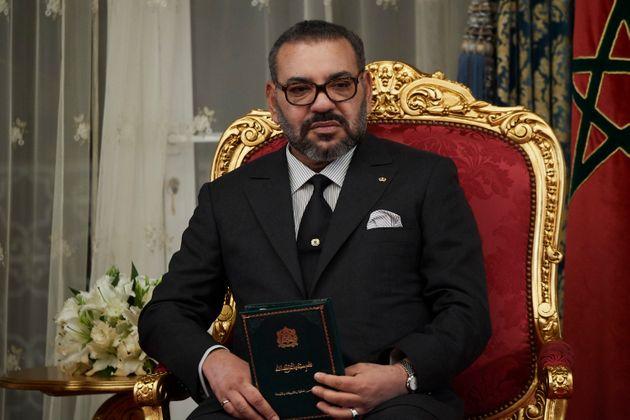 الملك محمد السادس يهنئ البطل الأولمبي سفيان البقالي