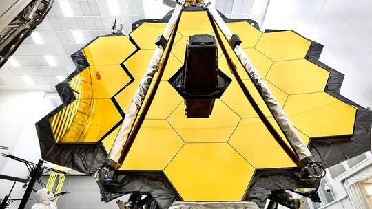 ناسا تعلن عن موعد جاهزية تلسكوبها العملاق