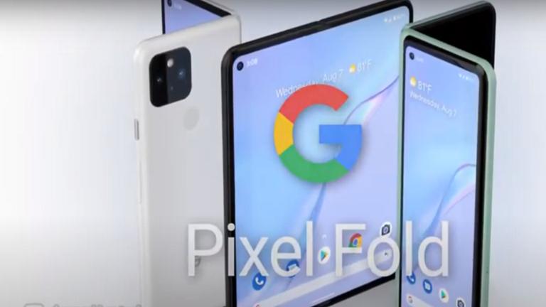 غوغل قد تطلق أول هواتفها القابلة للطي العام الجاري