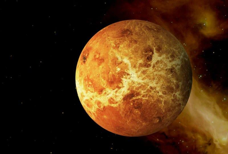"""اكتشاف """"خاصية غير متوقعة"""" على كوكب الزهرة"""