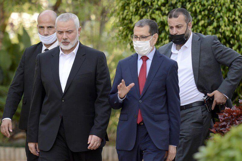 """أهداف مشتركة وراء زيارة وفد """"حماس"""" للمغرب..هل تعود المملكة للوساطة؟"""
