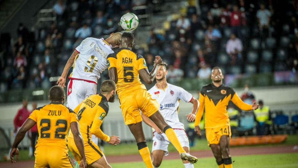 الوداد يودع دوري أبطال إفريقيا بعد تعادل سلبي مع كايزرشيفس