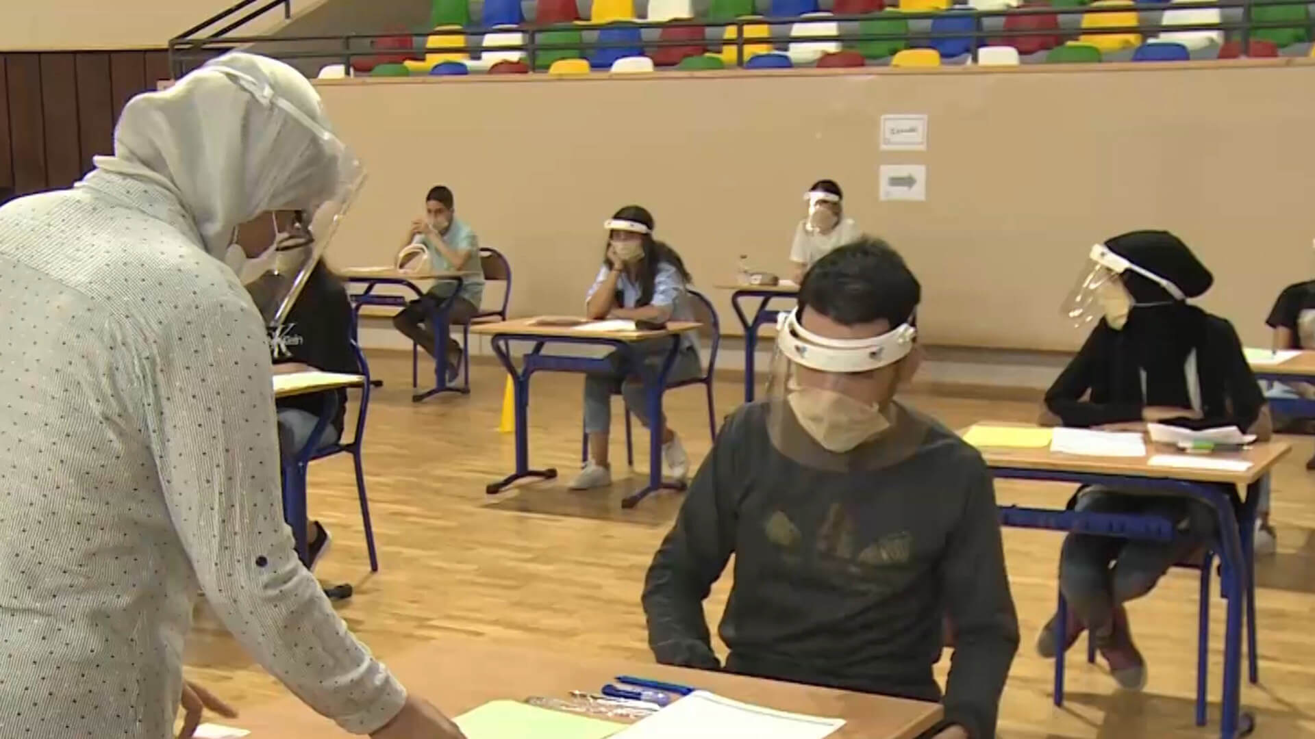 رقابة القضاء الإداري على نقط الإمتحان الوطني الموحد للبكالوريا