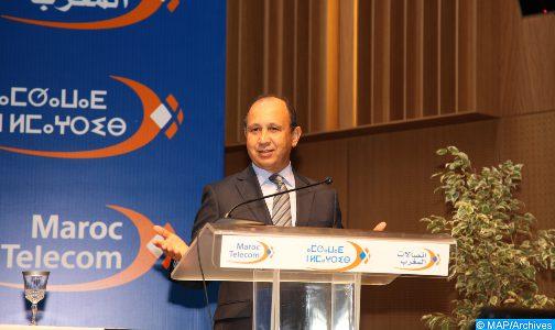 تجديد ولاية عبد السلام أحيزون رئيسا لمجلس الإدارة الجماعية لاتصالات المغرب