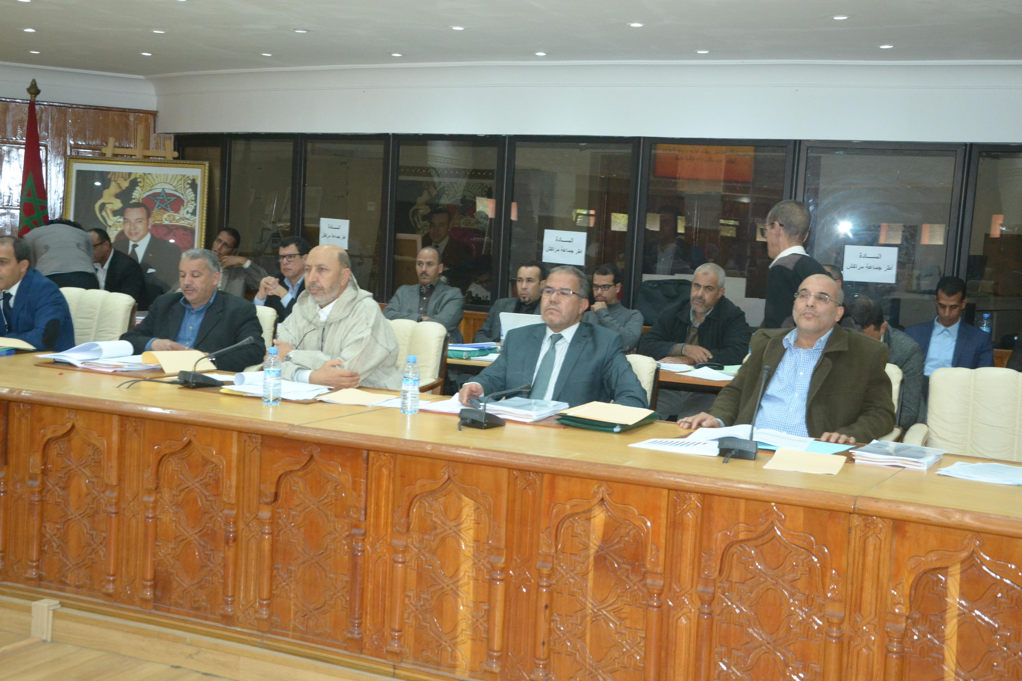 بسبب انسحاب جماعي.. مجلس جماعة مراكش يعجر عن إتمام دورته الاستثنائية