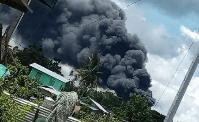 ارتفاع حصيلة ضحايا تحطم الطائرة العسكرية الفلبينية