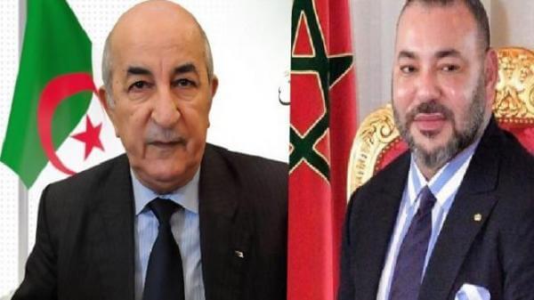 الملك محمد السادس يتمنى التقدم والإزدهار للجزائر