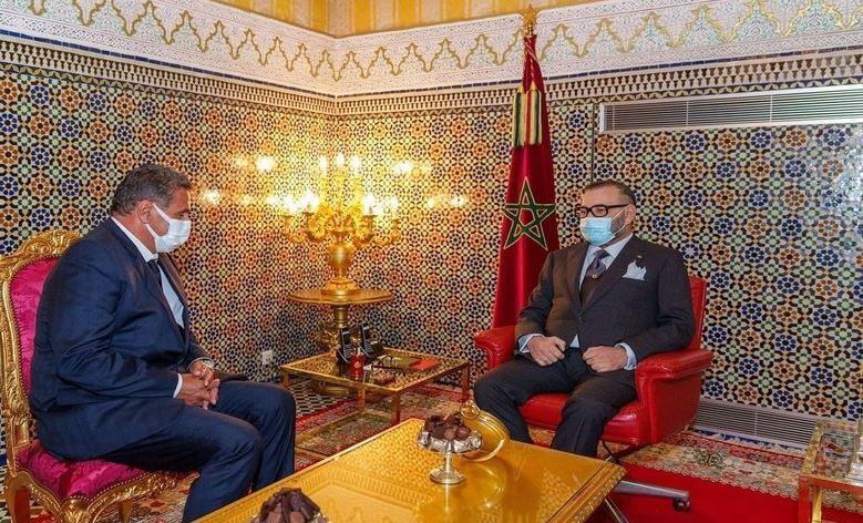 """لائحة""""محتملة"""" بأسماء وزراء حكومة السيد عزيز أخنوش المحالة على الديوان الملكي"""