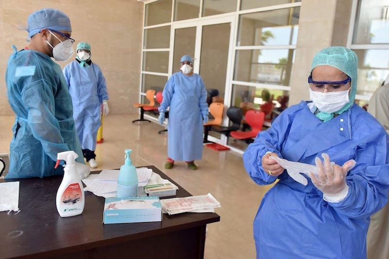 المغرب يرصد 1555 إصابة جديدة بكورونا و 34 حالة وفاة